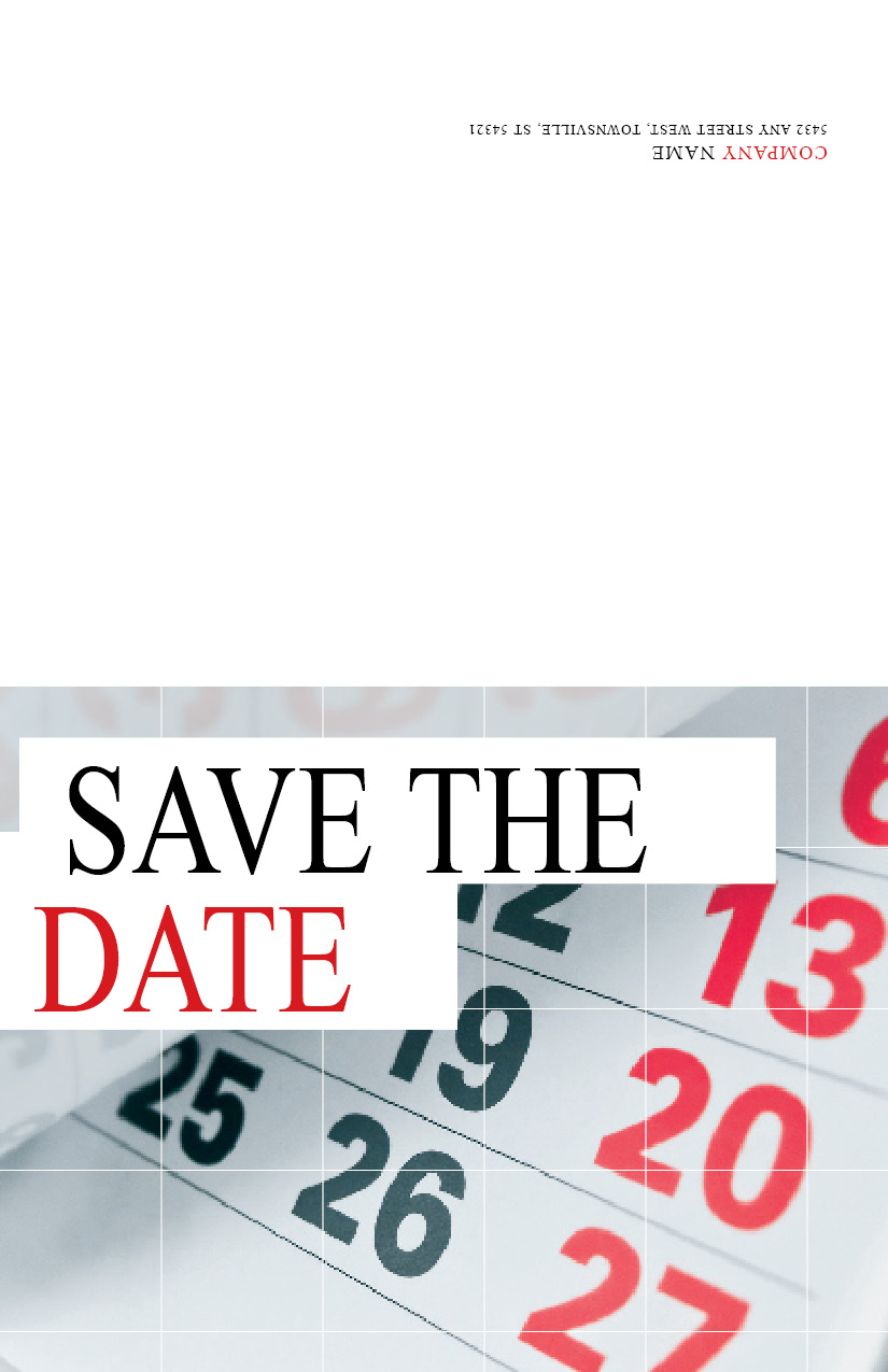 conference save the date template - save the date event template pictures to pin on pinterest